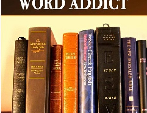 Becoming A  Word Addict