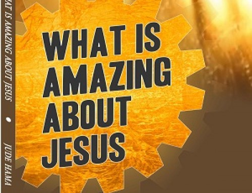 What is Amazing about Jesus